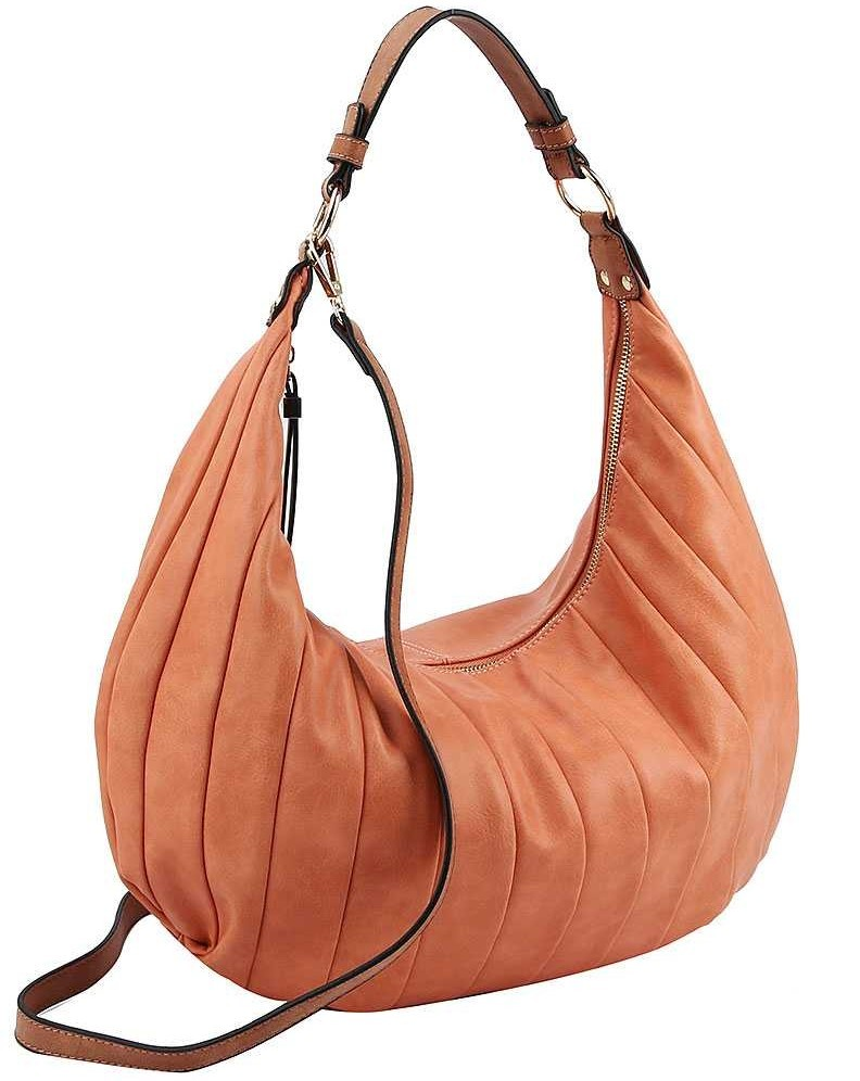 STYLISH CANVAS SATCHEL WITH LONG STRAP JYBGW-7345