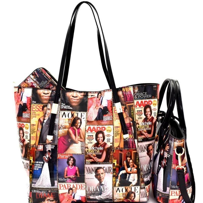 Michelle Magazine Handbag