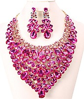 Evening Glam Necklace Set