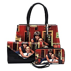 3 IN 1 MAGAZINE COVER PICTURE SATCHEL