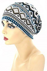 Stylish Tribal Beanies and Neck Warmers FM-BHT18153