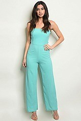 Mint Jumpsuit - Pack of 6 Pieces