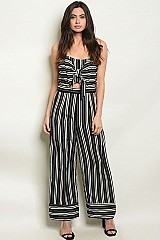 Stripes Jumpsuit - Pack of 6 Pieces