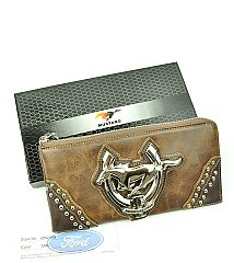 FORD MUSTANG CLUTCH WALLET - ORIGINAL