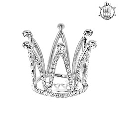 FASHIONABLE Mini Stone Full Crown Haircomb