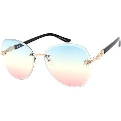 Pack of 12 Bee N Pearl Accent Sunglasses