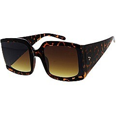 Pack of 12 Studded Shield Sunglasses