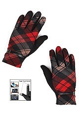 Touchscreen Gloves - PACK OF 12 Pairs