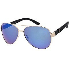 Pack of 12 Reflective Aviator