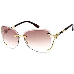 Pack of 12 Tinted Cat Eye Sunglasses