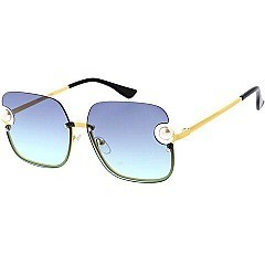 Pack of 12 Tint Pearl Side Aviator