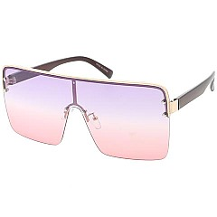 Pack of 12  Lined Tinted Fashion Sunglasses
