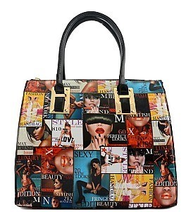 High Quality FASHION MAGAZINE HANDBAG