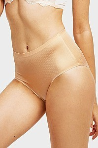 PACK OF 12 PIECES SEAMLESS MAXI PANTY MULPN6140R2