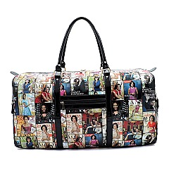 CH-OA776 Michelle Obama Duflle Bag